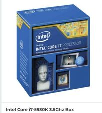 Intel Core i7 5930 3.5 Ghz Hexacore LGA2011 v3 CPU