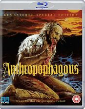 Anthropophagous [Blu-ray] 1980 The Savage Island Remastered Edition Joe D'Amato