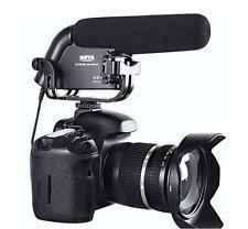 Stereo Shotgun Microphone Windshield for Canon for Nikon for Pentax DSLR Camera