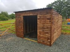 10ft x 10ft pony shelter, can deliver and fit