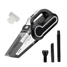 Portable 12V Cordless Rechargeable Home Car Vacuum Cleaner Wet and Dry Handheld