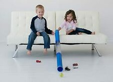 Tot Tube Playset - Toy Car and Ball Tunnel Ramp Race Track - Durable Toddler Fun