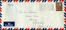 SIngapore 1970 Commercial Airmail Cover To UK #C37839