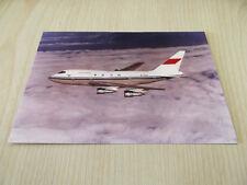Postcard (DT38) - CAAC Civil Aviation Administra'n China B747SP B-2442 in flight