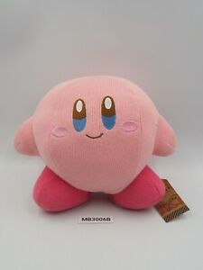 """Kirby Dream Land MB3006B SK Japan Knitted Plush 7"""" TAG Toy Doll Japan"""