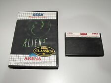 Alien 3 Original Sega Master System Game