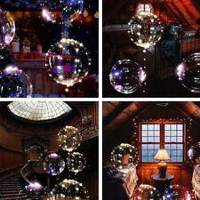 LED Balloons Light Up Valentines Christmas Wedding Festivals Celebration Party