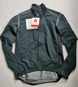 Castelli Perfetto ROS Convertible Jacket Limited Edition Blackout 2XL