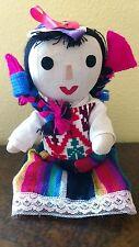 Vintage Mexican Rag Doll