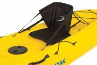 Kayak Seat Cushion Ocean Rafting Comfy Back Support Water Sports Accessories