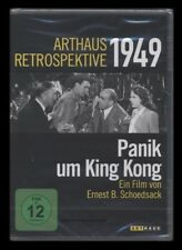 DVD PANIK UM KING KONG - Klassiker von 1949 - ERNEST B. SCHOEDSACK - Arthaus NEU