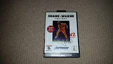 Shane Warne Cricket Sega Mega Drive Game, Cleaned & Tested MegaDrive