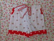 Baby girl shorts BNWOT size3 with oobi fabric