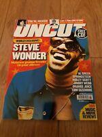 UNCUT MAGAZINE ( JUNE 2005 ) STEVIE WONDER AL GREEN SPRINGSTEEN JIMMY WEBB