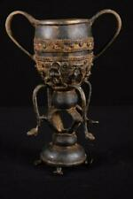 13428 Bronze: African Ancient Ife King/King's Cup Nigeria