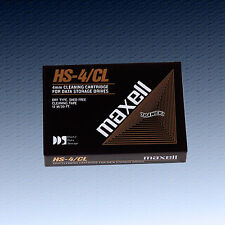 Maxell HS-4/CL, 4mm DDS Cleaning Cartridge, Reinigungskassette, NEU & OVP