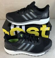 Adidas Supernova GoreTex Waterproof Running Shoes Black B96282 Men's Size 8.5
