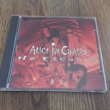 ALICE IN CHAINS - NO EXCUSES CD SINGLE PROMO 1994 COLUMBIA NEAR MINT