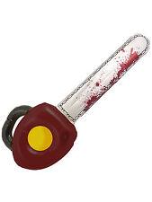 Inflatable Horror Movie Chainsaw Blood Halloween Texas Film Fancy Dress 71cm