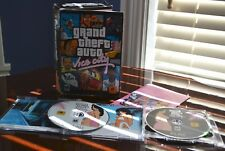 Grand Theft Auto: Vice City - BOX + CD + MANUAL (PC, 2003)