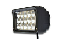"1 x 24V LED DRIVING 45W LIGHT 6"" DRL LAMP TRUCK LORRY VOLVO SCANIA RENAULT IVECO"