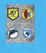 PANINI CALCIATORI 2006-2007- Figurina n.G1/4-JUVE STABIA+LANCIANO..-SCUDETTO-NEW