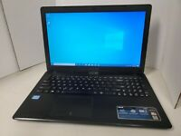 "ASUS P550C 15.6"" INTEL CORE I5-3337U 1.8GHz 8GB RAM 500GB HDD Win10 READ! h"