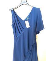 Lauren Ralph Lauren Womens Lonia Sleeveless Ruffled Casual Dress BHFO 6453
