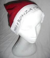 Santa Hat - Have a BONZA Christmas - Cheap NEW Red