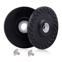 2pcs Rubber Wheel w/ Screw for Brother Silver Reed Knitting Machine SK210 SK260