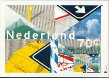 Nederland Maximumkaart(en) R52 W afgestempeld op 1e dag van uitgifte 1983