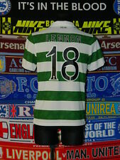 4.5/5 Celtic adults S 2010 #18 Lennon football shirt jersey trikot soccer
