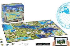 Puzzle 3D National Geographic - Grèce Ancienne - 4d cityscape