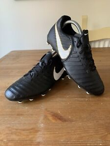 Nike Tiempo Rio IV UK7 897759-002 Football Boots