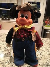 Mickey Mouse Young Epoch USA Doll