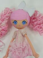 """Lalaloopsy 10"""" doll with Pink Curly Hair"""
