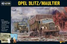 OPEL BLITZ / MAULTIER  - BOLT ACTION - WARLORD GAMES