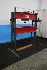 75 Ton Gray Model Sp 75 Hydraulic H Frame Press Yoder 74204