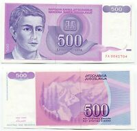 Yugoslavia Fantasy Issue Novelty Note Informbiro note