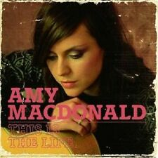 "AMY MACDONALD ""THIS IS THE LIFE"" 2 CD DELUXE EDT NEU"