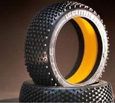LRP VTEC 1/8 off-road Kamikaze buggy tire w/foams, soft (2 pkgs) NIP LRP65511S