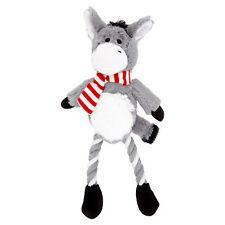 Goodboy Hug Tug Donkey 30cm Perfect Gift Christmas Xmas Dog Toy pup Rope Play