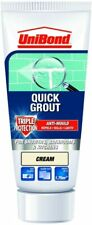 UniBond 1693624 Quick Grout Triple Protect Tube - Cream Brand New Free Shipping