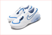 🔥100% Auth Nike Joyride Dual Runner Shoe in Clean White/White/Blue Colorway! 🔥