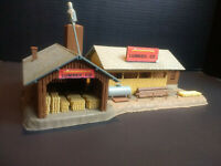 TYCO Johnson's Lumber Company - HO Scale