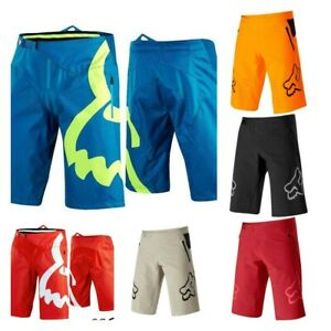 Mens Running Gym 2 in 1 Sports Shorts Breathable Outdoor Workout Training Shorts