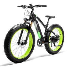 "XC4000 Electric Bikes 500W 36V 18AH 9 Speeds Fat Tire Mountain Bike 26"" Fat Bike"