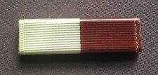 "3/8"" Wolf Brown Plastic Coated ROTC ribbon"