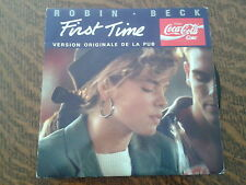 45 tours robin beck first time