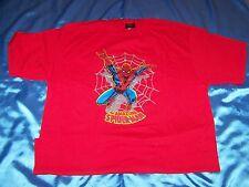 SPIDER-MAN: XL, Short Sleeve, Adult T-Shirt, Pre-Shrunk 100% Cotton, Romita Art!
